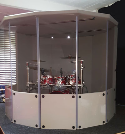 Drum Screens By Drumscreens Co Uk Drumscreens
